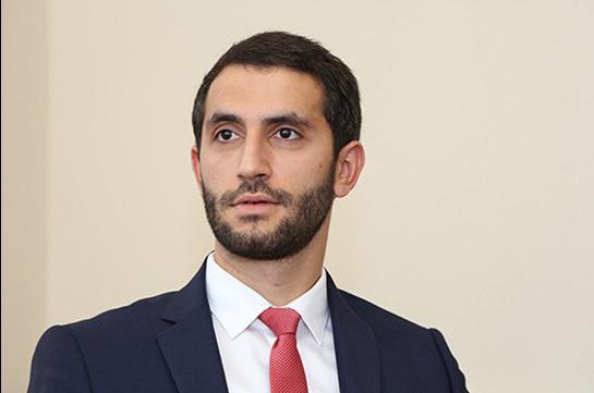 Армянские парламентарии будут периодически поднимать вопрос антиармянской политики Азербайджана