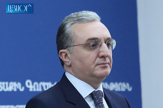 Armenia, Russia may have different perceptions of issues, but discussions solve the issues: Armenia's FM