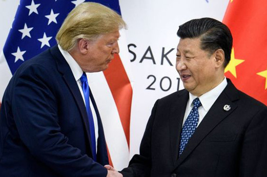 G20 summit: Trump after that Xi accede headed for pick up US-China business talks