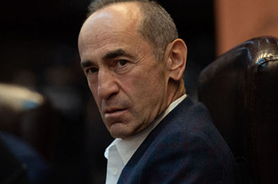 Robert Kocharyan to continue being member of Board of Directors of Russian Systema corporation