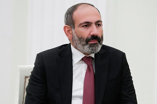 Armenia's PM congratulates Armenian team on successful performance at European games