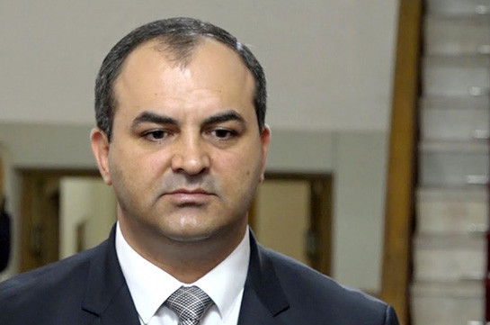 No information about more than 10 victims during March 1 events in Yerevan: Artur Davtyan