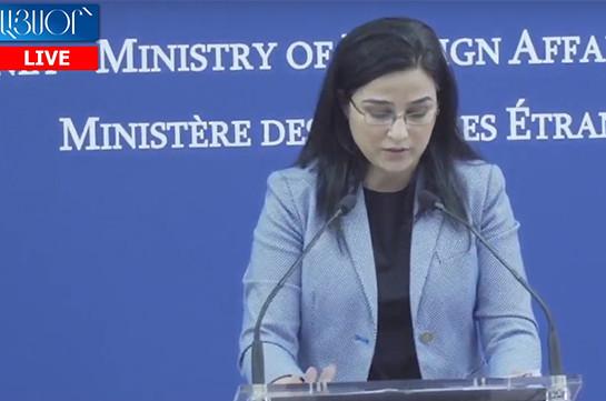 Ադրբեջանը հրաժարվել է ապահովել Հայաստանի անվտագությունը ՅՈՒՆԵՍԿՕ-ի համաշխարհային ժառանգության կոմիտեի 43-րդ նիստին