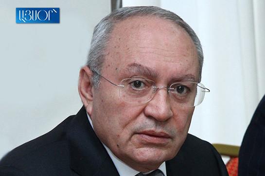 Специальная следственная служба не комментирует, был ли допрошен Агван Овсепян по делу 1 марта