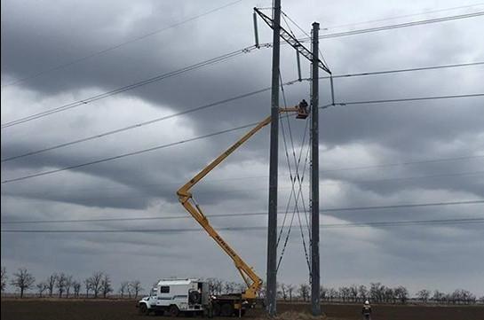 В Ереване происходят повсеместные отключения электроэнергии