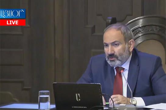 С 1 января 2020 года в Армении на 10 процентов повысятся пенсии – Никол Пашинян
