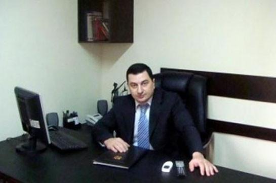 Артур Гоюнян назначен начальником Уголовно-исполнительной службы Армении