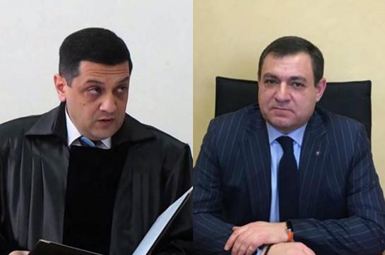 Մեսրոպ Մակյանն ու Ռուբեն Վարդազարյանն ընտրվել են ԲԴԽ անդամ