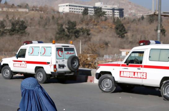 Пять человек погибли при взрыве на свадьбе в Афганистане