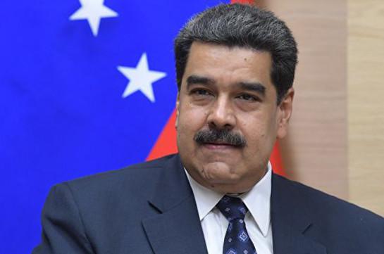Мадуро сообщил о договорённости с оппозицией Венесуэлы