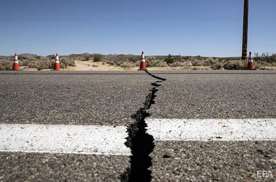 В американском штате Вашингтон произошло землетрясение магнитудой 4,6