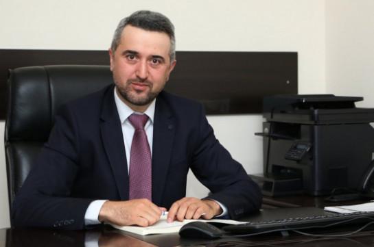 Փոխնախարար Արայիկ Խզմալյանը նշանակվել է ԱՊՀ պետությունների հումանիտար համագործակցության միջպետական հիմնադրամի կառավարման խորհրդում ՀՀ լիազոր ներկայացուցիչ
