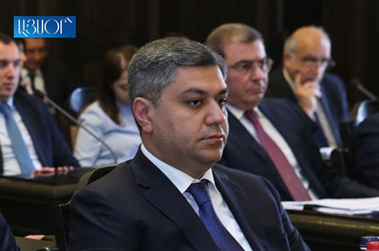 СНБ Армении в течение 10 дней представит предварительное заключение о причинах крупного сбоя в энергосистеме – Артур Ванецян