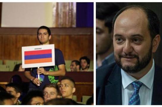 Ֆիզիկայի միջազգային օլիմպիադայում Հայաստանի թիմը նվաճել է հինգ բրոնզե մեդալ