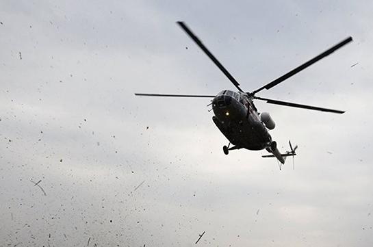 При жёсткой посадке Ми-8 на Камчатке пострадали десять человек