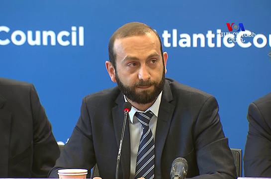 Спикер парламента Армении призвал Вашингтон не давить на Ереван по вопросу антииранских санкций