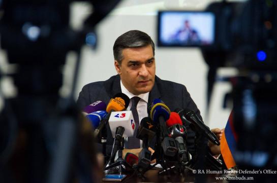 В уголовно-исполнительных учреждениях никто не доверяет врачам – Арман Татоян