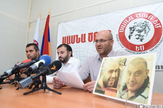 «Սասնա ծռերը» հույս ունեն, որ ՊՊԾ գնդի գրավման և ոստիկանների զոհվելու օրը պաշտոնապես դառնալու է ազգային տոն