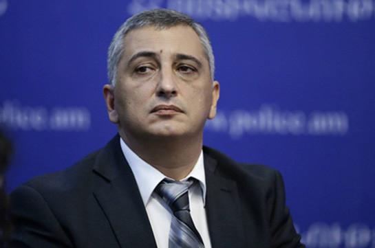 Ашот Агаронян: Полк ППС полиции – это особо охраняемая территория, следовательно, всегда закрыта для граждан