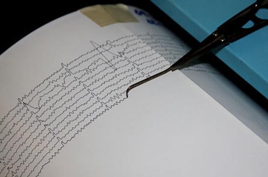 Իրանում 4.2 մագնիտուդով երկրաշարժ է գրանցվել