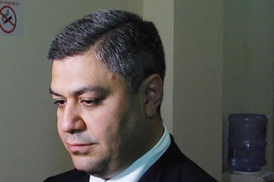 Ванецян считает акции в Иджеване организованной несколькими гражданами провокацией