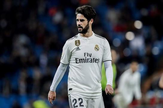 """""""Реал"""" готов продать Иско за 80 миллионов евро"""