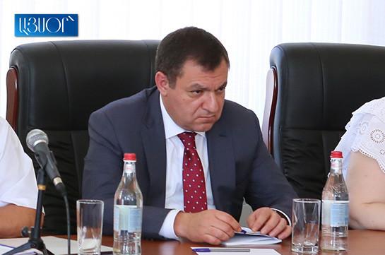 Рубен Вардазарян избран председателем Высшего судебного совета