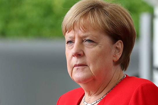 Меркель заявила, что Европа должна быть дееспособной