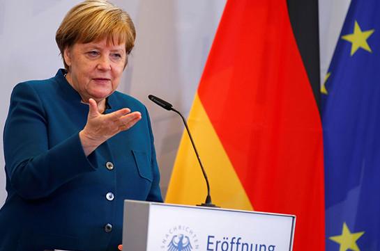 Меркель отказывается покидать свой пост из-за проблем со здоровьем