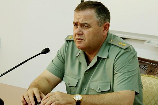 ՀՀ ԶՈՒ գլխավոր շտաբում հայտարարվել է ուսումնական տագնապ