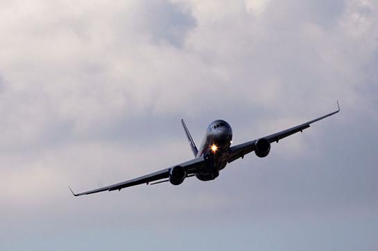 Ուղևորափոխադրող Boeing-ը խափանման պատճառով արտակարգ վայրէջք է կատարել