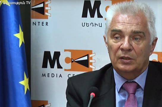 Годы работы в Армении действительно были эффективными – Петр Свитальский