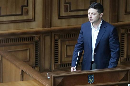Партия Зеленского в новой Раде может получить 243 места