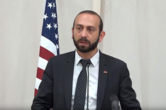 Ararat Mirzoyan Meets with Representatives of the Armenian Community of Boston