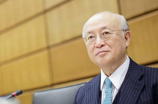 IAEA chief Yukiya Amano dies at 72