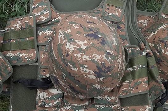 От выстрела противника погиб военнослужащий-контрактник ВС Армении
