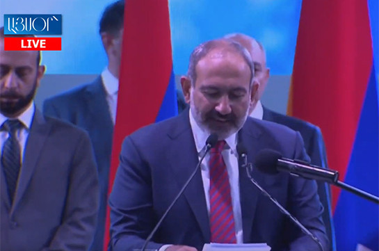 Armenia to be guarantor of formation of legitimate power in Artsakh through free expression of people's will: Pashinyan