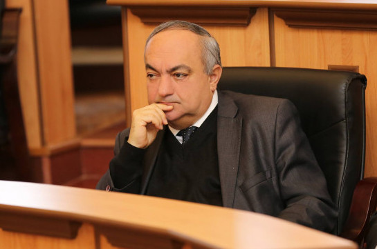 Instability in Artsakh inadmissible: Artsakh parliament's Dashnaktsutyun faction head