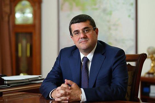Мы не позволим, чтобы в Карабахе применялось насилие – Араик Арутюнян