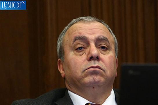 Откройте хотя бы вентили, пусть вода из Воротана вместо Азербайджана течет в Севан – Грант  Багратян
