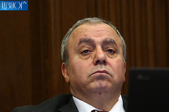 Former PM urges governor to open valves for Vorotan water reach Sevan and not Azerbaijan