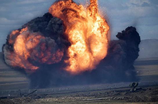 Взрыв на российском полигоне: пять человек погибли