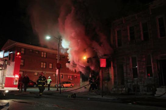 Пять детей погибли при пожаре в детском саду в Пенсильвании