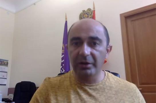 Эдмон Марукян предлагает создать специализированный суд по делам 1 марта