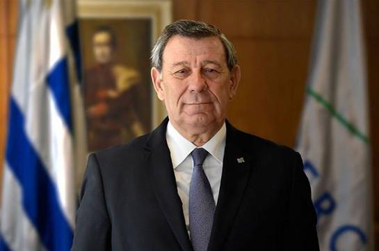 Глава МИД Уругвая посетит Армению