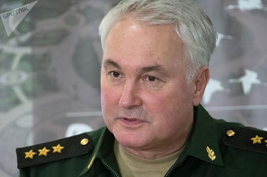 Ռուսաստանի պաշտպանության փոխնախարարն այցելել է Գյումրու 102–րդ ռազմաբազա
