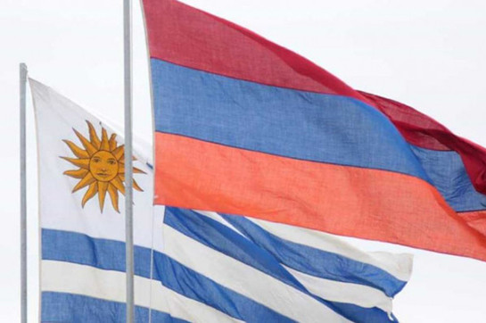 Consulate of Uruguay en route for amenable appear in Yerevan