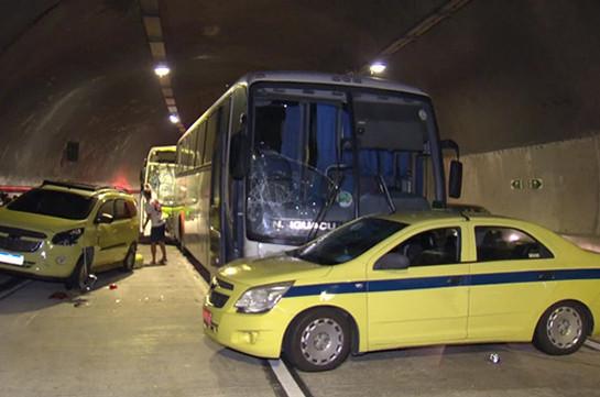 Ռիո դե Ժանեյրոյում խոշոր վթարի հետևանքով ավելի քան 50 մարդ է տուժել