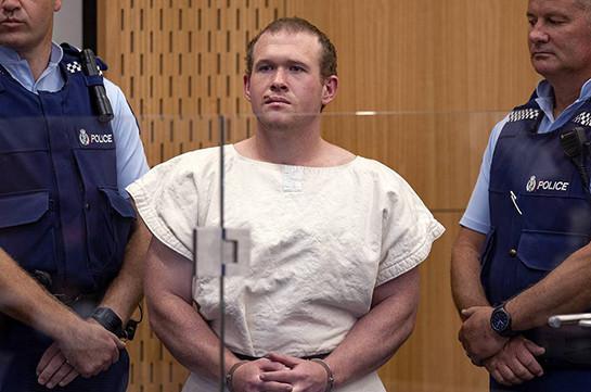 Նոր Զելանդիայի բանտում Քրայսթչերչի հրաձիգին սխալմամբ թույլ են տվել նամակ ուղարկել