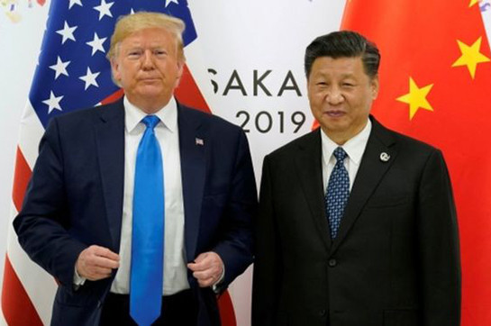 Hong Kong protests: Trump suggests 'personal meeting' along with Chinese head